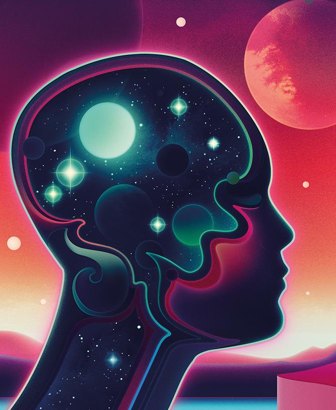 Human Universe Samchivers