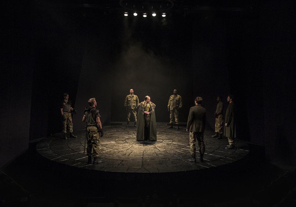 macbeths representation of ambition in the play macbeth